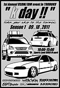 """ K day !! "" USDM/JDM Car Meet"