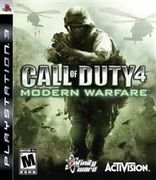 【PS3】Call of Duty4 (COD4)