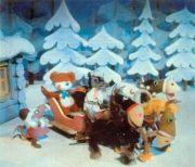 50〜70年代の人形アニメーション