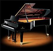 YAMAHA GRAND PIANO CFX