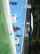 高水高校水泳部