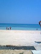 美ら海 サンサンビーチが好き。