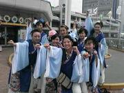 ☆★よさこいチーム舞颯人☆★