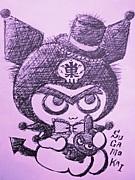 ビチミちゃん(クロミちゃん似w)