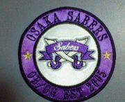 OSAKA SABERS OB/OG EST2005