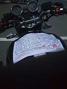 九州 バイクでジムカーナ?