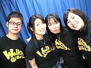 ♪Walking Ga-Ga-S♪
