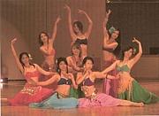中高年のベリーダンスクラブ