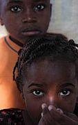 ハイチの子どもたちへ