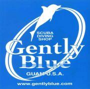 Gently Blue GUAM U.S.A.