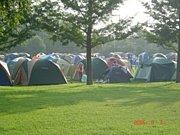 camp village