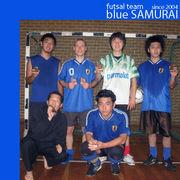 【フットサル】ブルー・サムライ