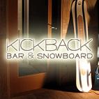 酒とスノーボードとKICKBACK