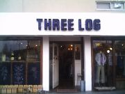 THREE LOG