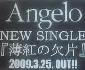 Angelo◆薄紅の欠片
