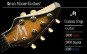 Brian Moore Guitars