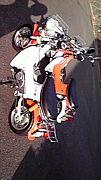 ミニバイク好きな女性横須賀三浦