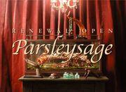 【パセリセージ】Parsleysage