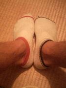 お前いっつも靴下左右違うよな