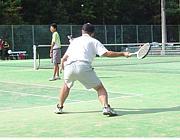 丹波でソフトテニス