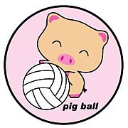 バレーチーム★pig ball