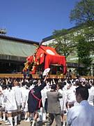 京都 伏見稲荷大社 稲荷祭