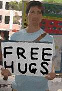 FREE HUGS@熊本