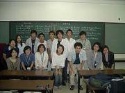 2004年度 別府大学司書講習生
