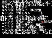 【日本史】年代暗記【世界史】