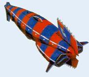 攻撃型潜水艦ガーフィッシュ