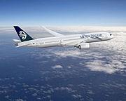 ニュージーランド航空AIRNZ