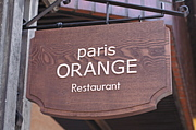 Paris Orange