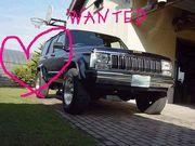 &aシンデレラ on Jeep