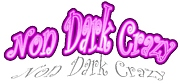 Non Dark Crazy Music Elements