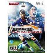 Wii ウイニングイレブン 2012