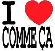 I ♥ コムサ