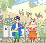 中央アジア友の会