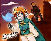 獣人対戦格闘ゲームMONSTER