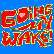 going my wake!(ウェイクボード)