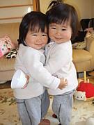 群馬の双子のパパさん&ママさん