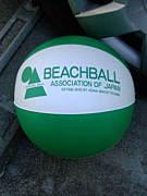 甲府でビーチボールしませんか?