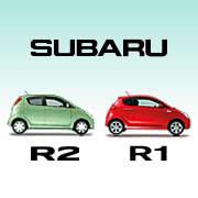 SUBARU・スバル R2&R1
