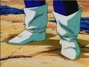 メタルクウラ戦の靴のシワがいい