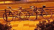 夜こそ・・・自転車トレーニング