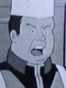タムラ料理長