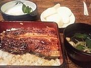 しなのや〜熊谷の川魚料理(鰻)店