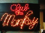 CLUB THE MONKEY
