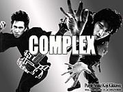 COMPLEXセッション