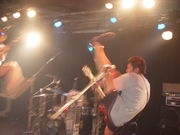 ☆LIVEで足上げ☆