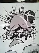 バスケチーム『OAKLEY』